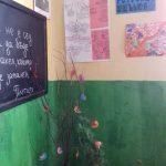 Учениците и г-жа Коцева се постараха да имат една уютна стая